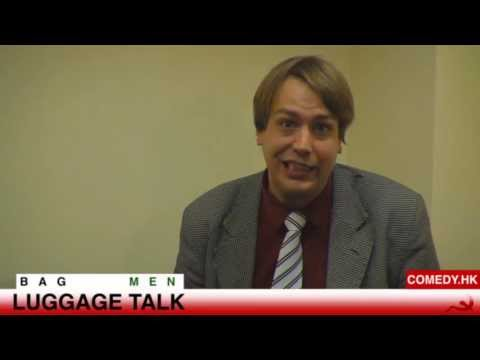 Luggage Talk with Nate Sharwarko - Interview with CY Leung...