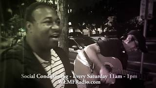 """The Social Conditionings"" by Tyrone Jones, Live in Central Square"