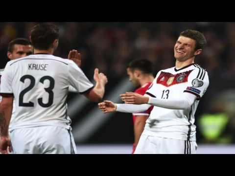 Germany 4-0 Gibraltar Goal & HighLights(Euro Qualifiers 14/11/2014) HD