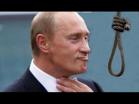 При Путине люди вешаются 2017, близится  гражданская война.