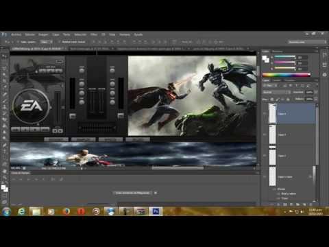 Como crear un skin para Virtual Dj 7   Parte 1