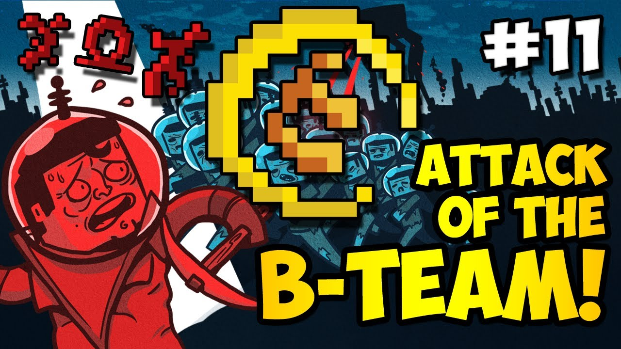 Minecraft revenge attack of the b team ep 11 hd youtube