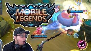 Hero Ini Baguth Juga Ternyata! xD - Mobile Legends Indonesia