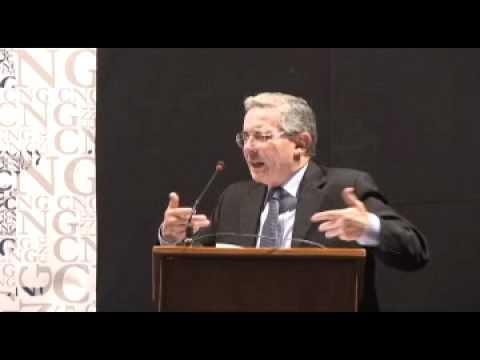 Conferencia Liderazgo por Álvaro Uribe Vélez