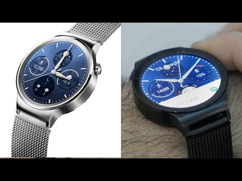 Best Android Wear Smartwatch?! (Huawei Watch)
