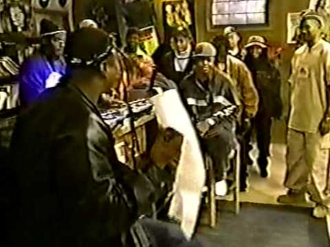 Hypnotize Camp Posse (Three 6 Mafia) on Rap City + La' Chat & T-Rock Freestyle 1999