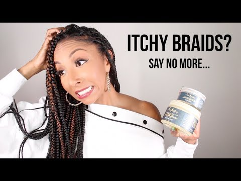 ITCHY BRAIDS? Say no more! Best Products For Braids & Protective Styles! | BiancaReneeToday