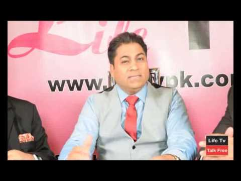 Talk Free On Life TV- Positive discussion on Burma issue with Tamkin Riaz & Shakir Qureshi