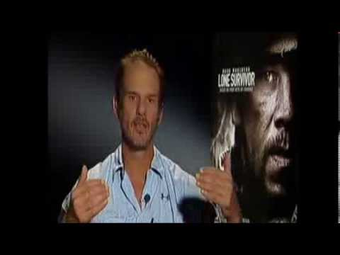 "Director Peter Berg Praises Book That ""Lone Survivor"" Movie Is Based Upon"
