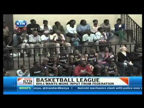 Basketball division one league