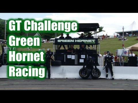ALMS Undercover Eps 7 – Behind the Scenes of Green Hornet Racing at Lime Rock