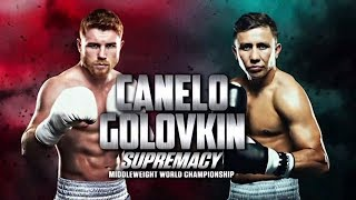 Canelo vs GGG 3 (This May) Nice fight for DAZN