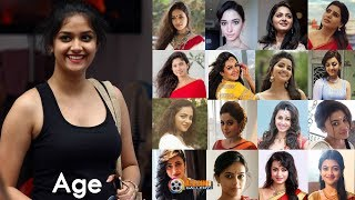 Top South Indian Actress Real Age | Heroines Age with Date of Birth