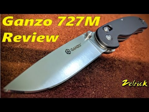 Ganzo 727M Review / Is it worth Buying?