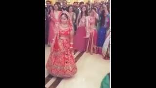 Indian Punjabi girls dance their marriage||2017|