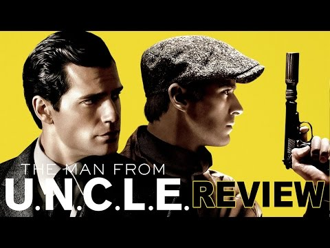 The Man From U.N.C.L.E. film review - Collider