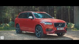 Why the Volvo XC90 is the Auto Express Large SUV of the Year 2016 (sponsored)