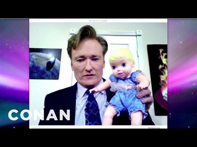 Conan's Vlog: Baby Don't Wanna Hear That Edition - CONAN on TBS