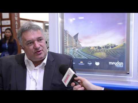 Sascha Bartz, vice president, Meydan Group