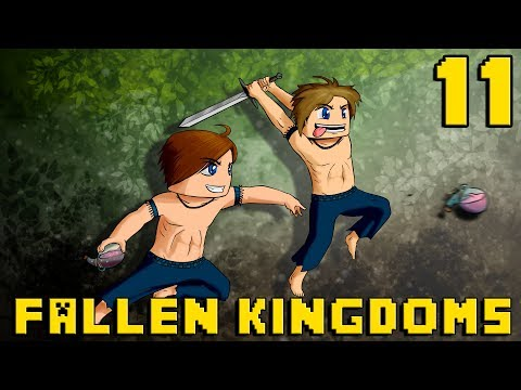 Fallen Kingdoms : Attaque Surprise Jour 11 Minecraft