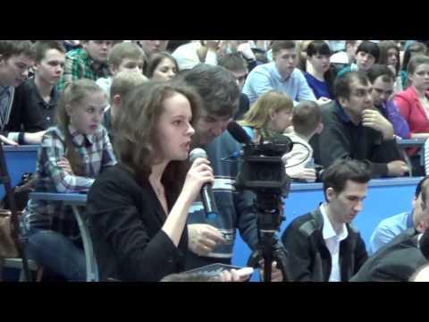 В.А. Третьяк об оффшорах В.А. Фетисова - YouTube