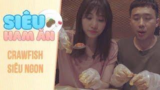Hari Won - Trấn Thành - Siêu Ham Ăn - Crawfish siêu ngon