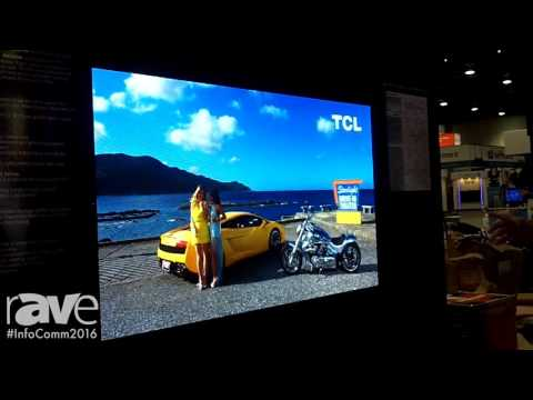 InfoComm 2016: AESON LED Display Technologies Introduces Latest Video Screens