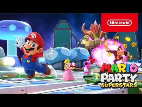 🎉 Mit Mario Party Superstars geht die Party am 29. Oktober los! (Nintendo Switch)