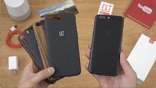 OnePlus 5 Unboxing and First Impressions!