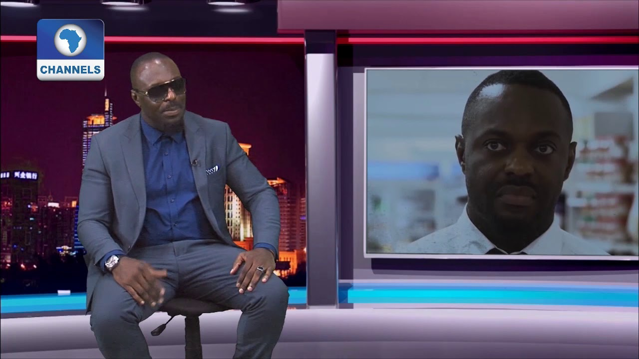 Jim Iyke Channels TV interview