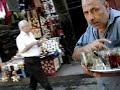 ハン・ハリーリ市場の風景・エジプト・カイロ
