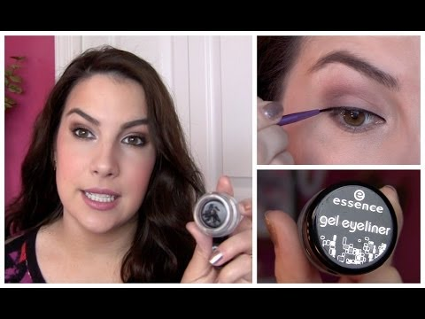 Essence Gel Eyeliner Review