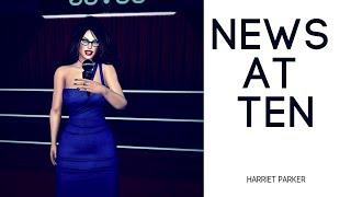 News at TEN with Harriet Parker