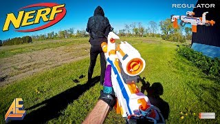 NERF WARFARE | Call of Duty Campaign (First Person Shooter)