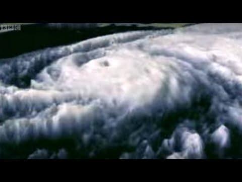 New video of Hurricane Florence's massive eyewall