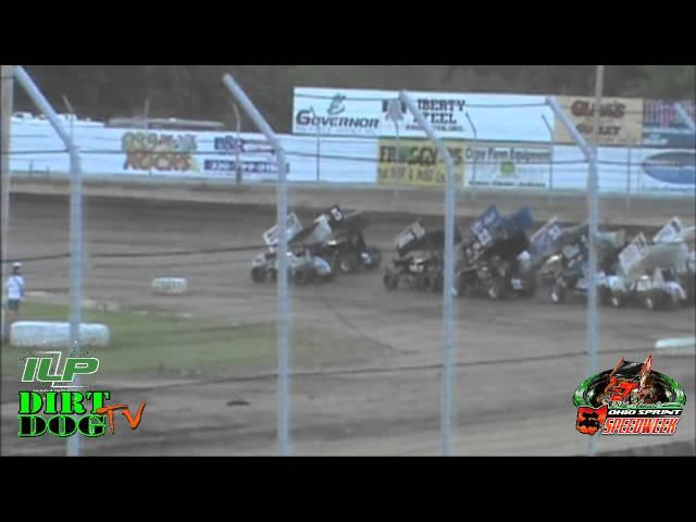 All Star Sprint Speed Week Nt 5 | Sharon Speedway | Hartford, OH | June 22, 2011