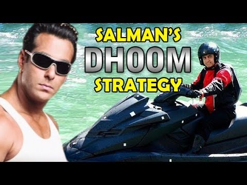 Dhoom 3 - Salman Khans new strategy for his & Aamir Khans movie...