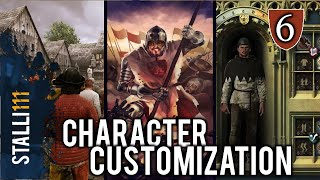 ►Kingdom Come: Deliverance | Character Customization & Clothing System