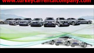 Car Rental Agency in Antalya Turkey