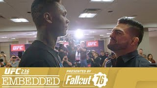 UFC 236 Embedded: Vlog Series - Episode 5
