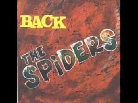 Los Spiders - Back