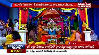 Sri Srinivasa Kalyanam Celebrations In London