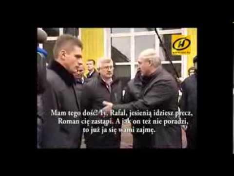 Interwencja Aleksandra Łukaszenki W Bydgoszczy