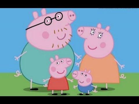 Peppa Pig Escola E Casa Da Arvore Peepa Pig video