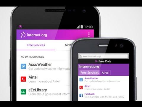 Facebook presentó una aplicación para conectarse a Internet en lugares remotos