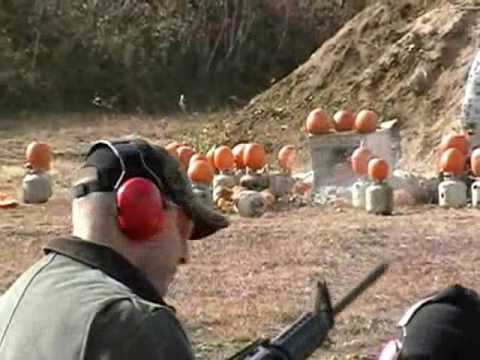 2006 Machine Gun Shoot Video