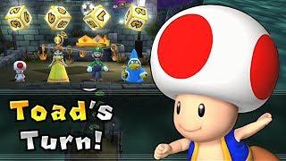 Mario Party 9 Solo Mode ◆Toad Boo's Horror Castle Part 3 #321