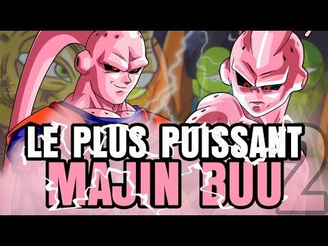 DEBAT Z - LE PLUS PUISSANT MAJIN BUU ! #2