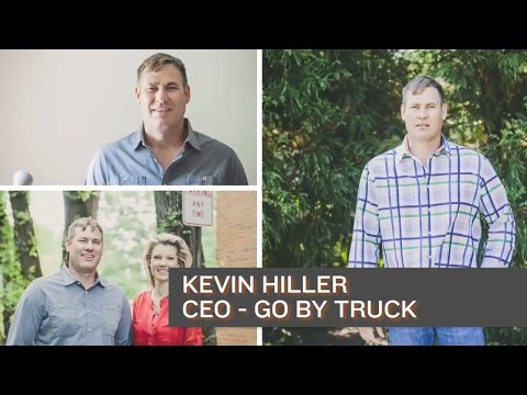 CEO of Go By Truck - Kevin Hiller