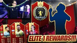 FIFA 19: OMG MEINE ELITE 1 FUT CHAMPIONS REWARDS! PACK OPENING 🔥🔥 FIFA 19 Ultimate Team
